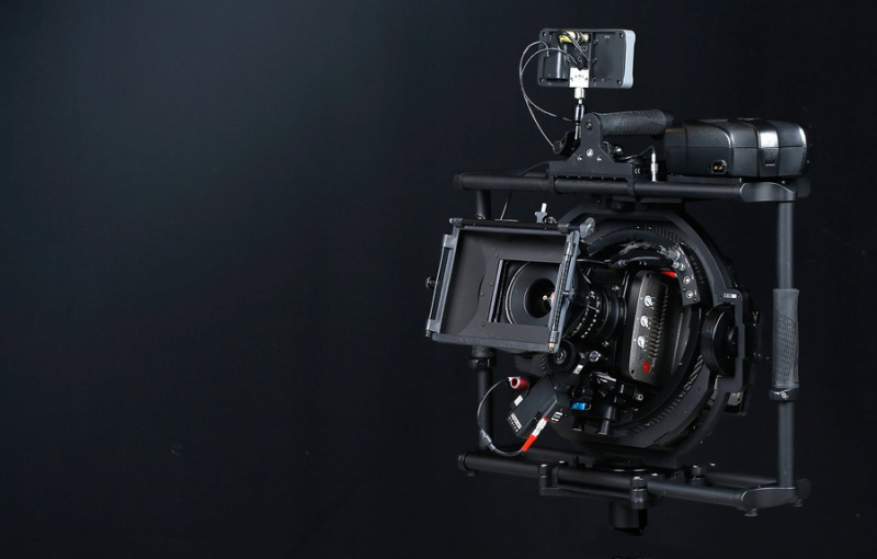 MAXIMA stabilized gimbal