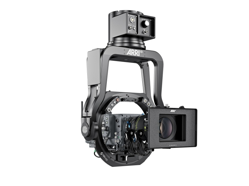 ARRI Stabilized Remote Head SRH-360 and SRH-3 upgrade