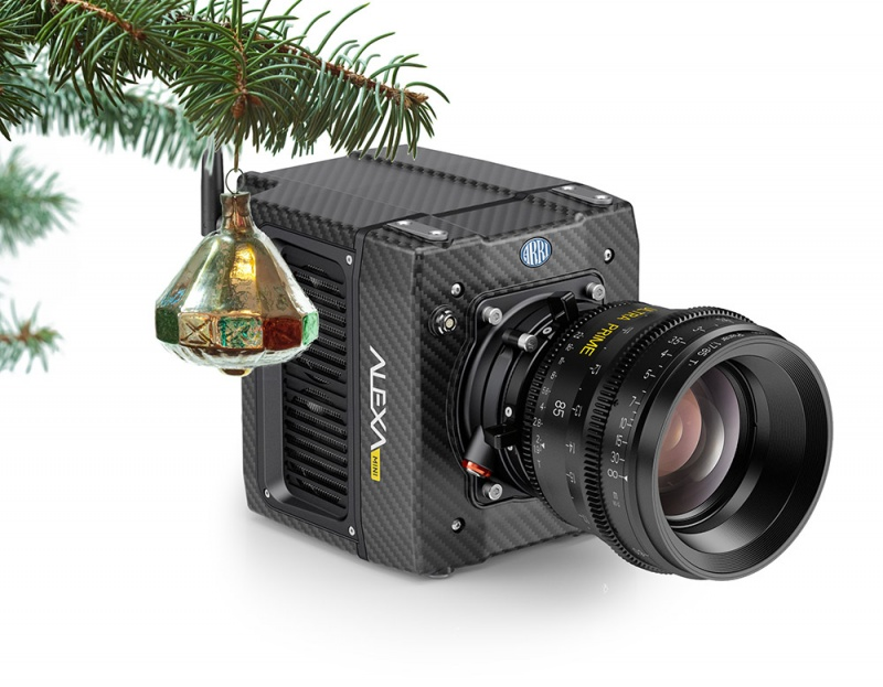 Next ALEXA Mini available in January